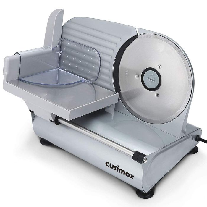 CUSIMAX Meat Slicer Electric Food Slicer