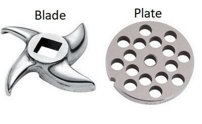 Meat Grinder Plate Blade