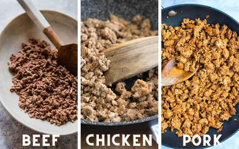 Which Meat Types Can be Ground After Cooking