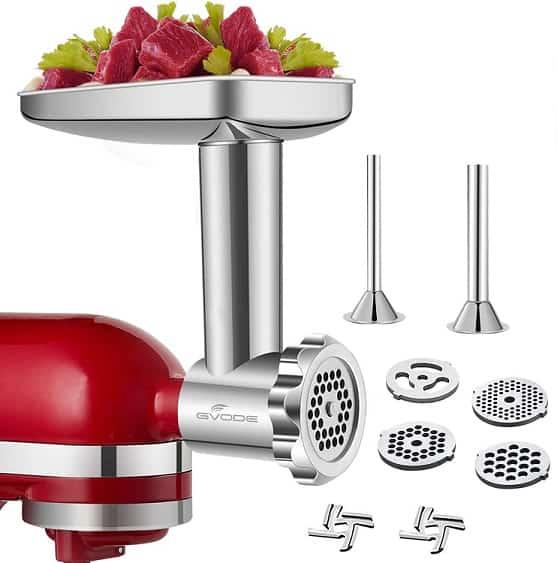 GVODE Kitchenaid meat grinder attachment